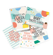 Milestone Baby Cards Cotton Candy (Limited Edition) - ENG