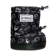 Stonz Print - Black PLUSfoam