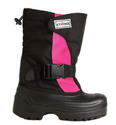 Winter Boots - Pink/Black - Trek