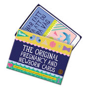 Milestone The Original Pregnancy Cards - SWE