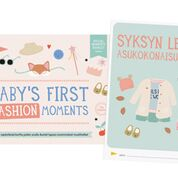 Baby's first fashion moments