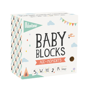 Milestone™ Baby Age + Moments Blocks