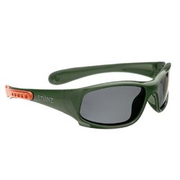 Sunnies - Baby Sport - Forest Green/Coral - 0-2v