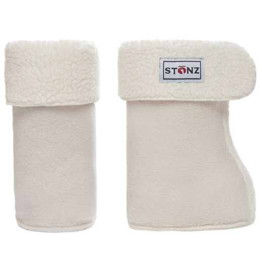 Bootie Liners White