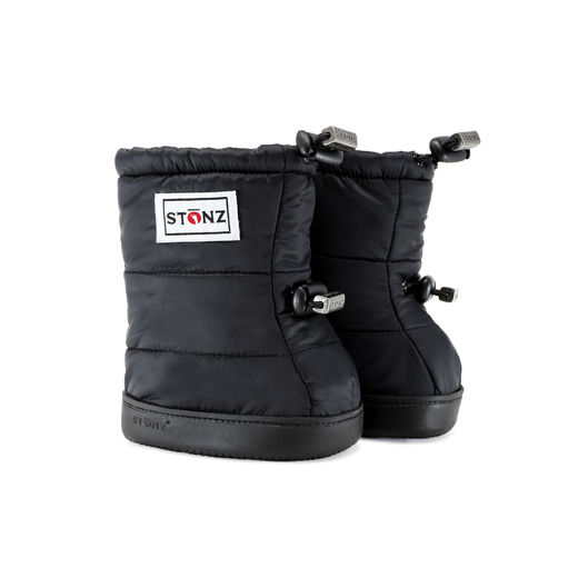 Puffer Booties - Black PLUSfoam / M-XL